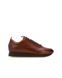 Grenson Lace Up Sneakers