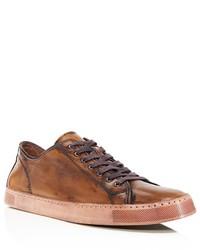 John Varvatos Star Usa Mick Heritage Low Top Sneakers