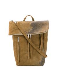 Rick Owens Babel Shoulder Duffle Bag