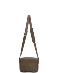 Loewe Brown Xs Military Messenger Bag