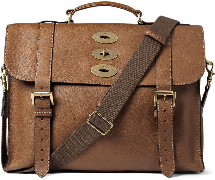 Mulberry Ted Convertible Leather Messenger Bag | Where to buy ...