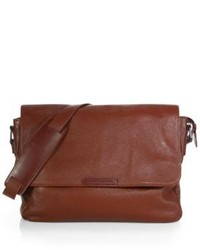 Marc by Marc Jacobs Pebbled Leather Messenger Bag