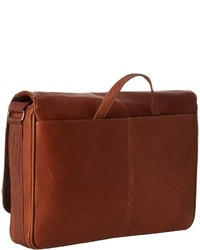 ... Kenneth Cole Reaction Risky Business Colombian Leather Flapover Messenger  Bag Messenger Bags ... 069b4ab50425f