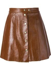 Sea Short A Line Skirt