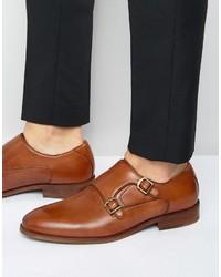 Aldo Colza Leather Monk Shoes