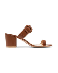 Gianvito Rossi 65 D Leather Sandals