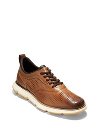 Cole Haan 4zerogrand Perforated Oxford
