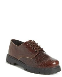Brother Vellies School Shoe Lace Up Oxford