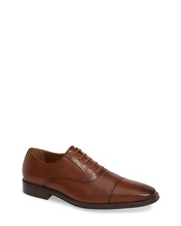 Nordstrom Men's Shop Bryan Cap Toe Oxford