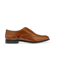 Church's Burwood Glossed Leather Brogues