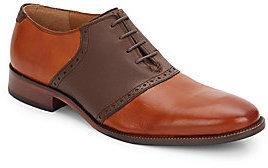 Cole Haan Williams Leather Saddle