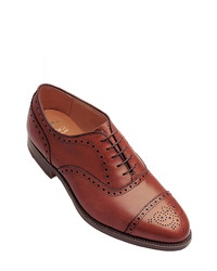 Alden Medallion Wingtip