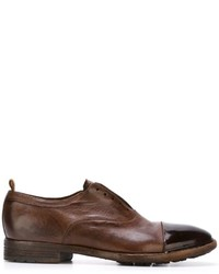 Officine Creative Princeton Oxford Shoes