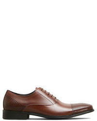 Kenneth Cole Pond Er Perforated Leather Oxford