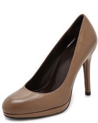 Swoon 90mm leather pumps medium 528856