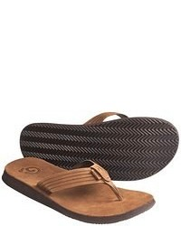 Teva Modelcurrentbrandname Redondo Flip Flop Sandals Leather