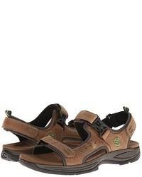 Dunham Nolan Dun 2 Strap Sandals
