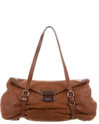Prada Easy Leather Bag