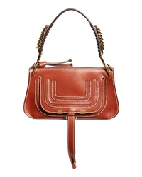 Chloé Mini Marcie Leather Satchel