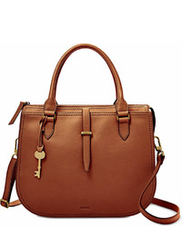 Fossil Ryder Medium Leather Satchel
