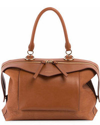 Givenchy Sway Small Leather Top Handle Bag