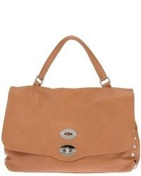 Zanellato studded satchel medium 96323