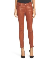 Skinny leather pants medium 952160
