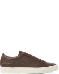 faa3350e Men's Brown Sneakers from MR PORTER | Men's Fashion | Lookastic.com