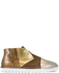 Marsèll Metallic Sneakers