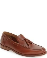Tommy Bahama Leather Tassel Loafer
