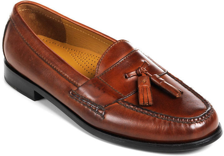 8140e0e8115 ... Cole Haan Pinch Tassel Leather Loafers ...