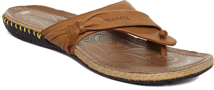 1973a18bb7bd ... Merrell Whisper Flip Thong Sandals ...
