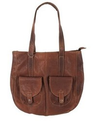Latico Leathers Broome Two Pocket Tote