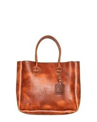 Leather tote medium 51247