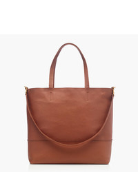 J.Crew Leather Tote