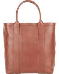 Lotuff Leather Open Top Tote