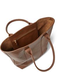 Lotuff Leather Tote Bag