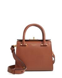 SERAPIAN MILANO Mini Villa Leather Bag