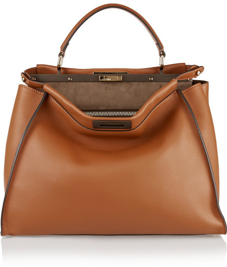 cozy fresh offer discounts best shoes $4,500, Fendi Peekaboo Large Leather Tote