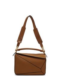 Loewe Tan Puzzle Bag