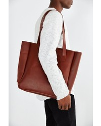 Urban Outfitters United By Blue Leather Tote Bag