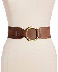 Lauren Ralph Lauren Stretch Buckle Belt