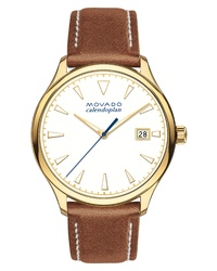 Brown Leather Watch