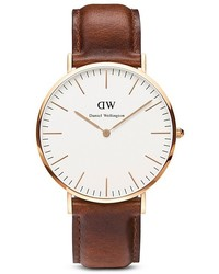 Daniel Wellington Classic St Andrews Watch 40mm