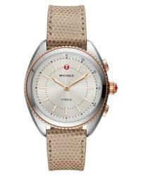 Michele Hybrid Tracker Smart Watch