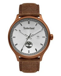 Timberland Southford Leather Watch