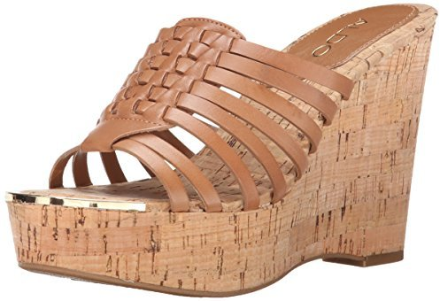 Womens Sandals ALDO Braudia Tan