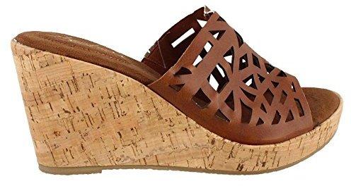 1019c8973ea9 ... Skechers Cali Modiste Cross Wedge Sandal