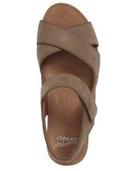 65e7507e57e ... Dansko Violet Slingback Wedge Sandal ...