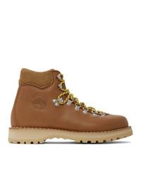 Diemme Brown Roccia Vet Boots